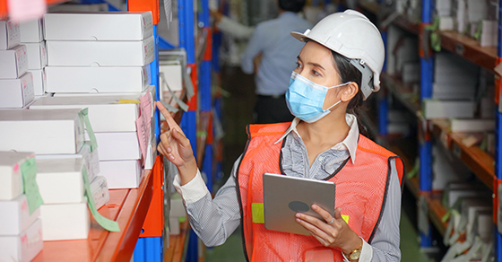 Inventory management is especially important this year