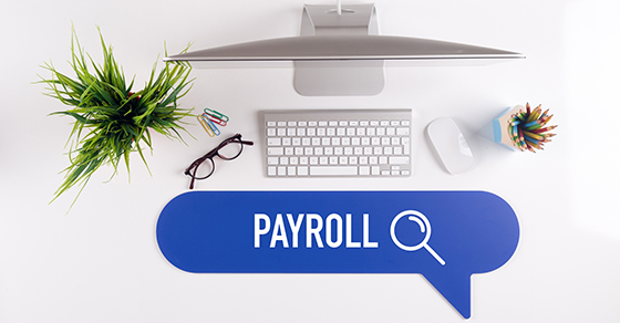 Now more than ever, carefully track payroll records