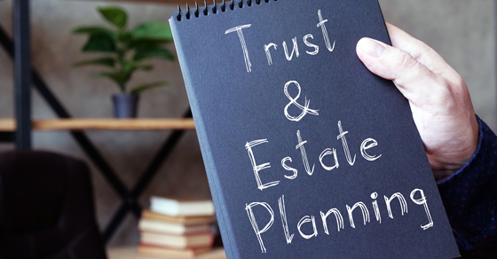 What does a trustee do?