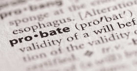 Keep family matters out of the public eye by avoiding probate