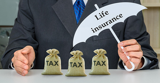 Does your employer provide life insurance? Here are the tax consequences