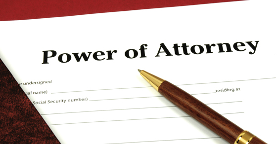 Is your power of attorney for property powerful enough?